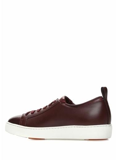 Santoni Sneakers Bordo